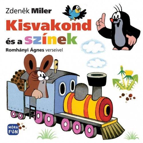 Kisvakond és a színek - Zdeněk Miler |