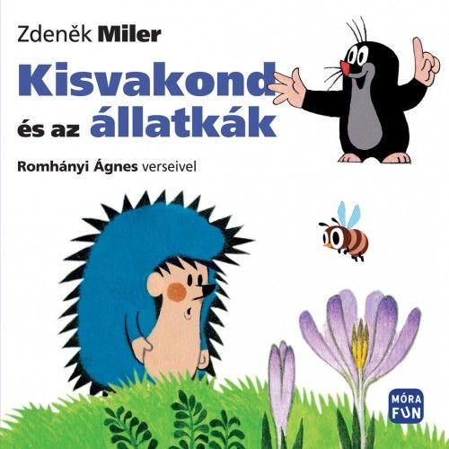Kisvakond az állatkertben - Zdeněk Miler |