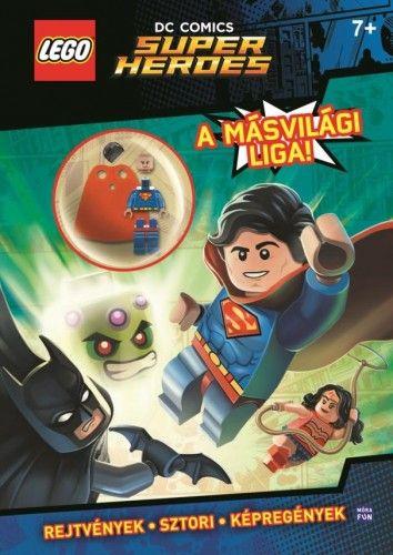 Lego DC Comics - A másvilági liga!