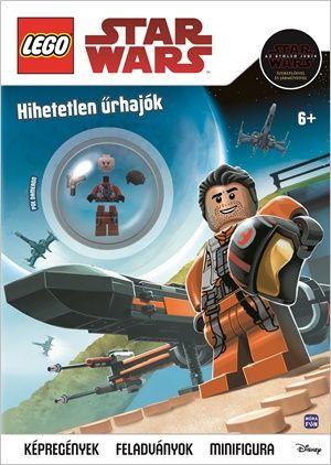 Lego Star Wars - Hihetetlen űrhajók - minifigurával