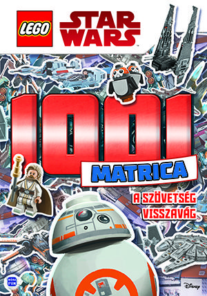 LEGO Star Wars 1001 Matrica – A Szövetség visszavág