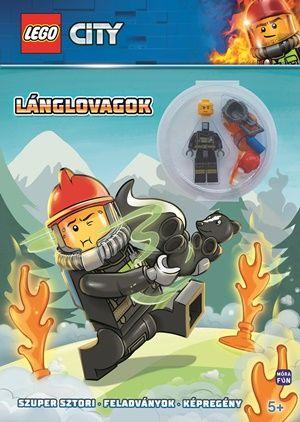 Lego City Lánglovagok -  pdf epub
