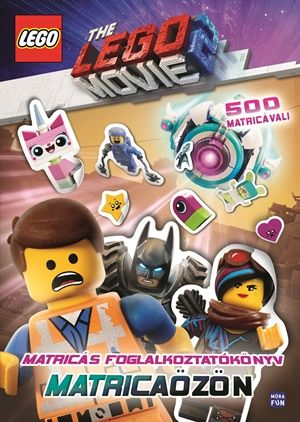 LEGO Movie 2.- Matricaözön