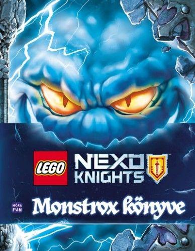 Lego Nexo Knights - Monstrox könyve - Paul Hoffmeier pdf epub
