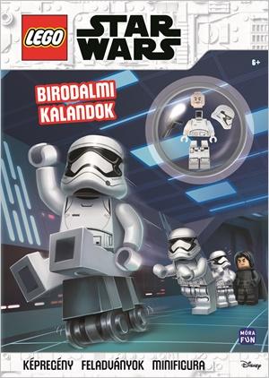 LEGO Star Wars Birodalmi kalandok -  pdf epub