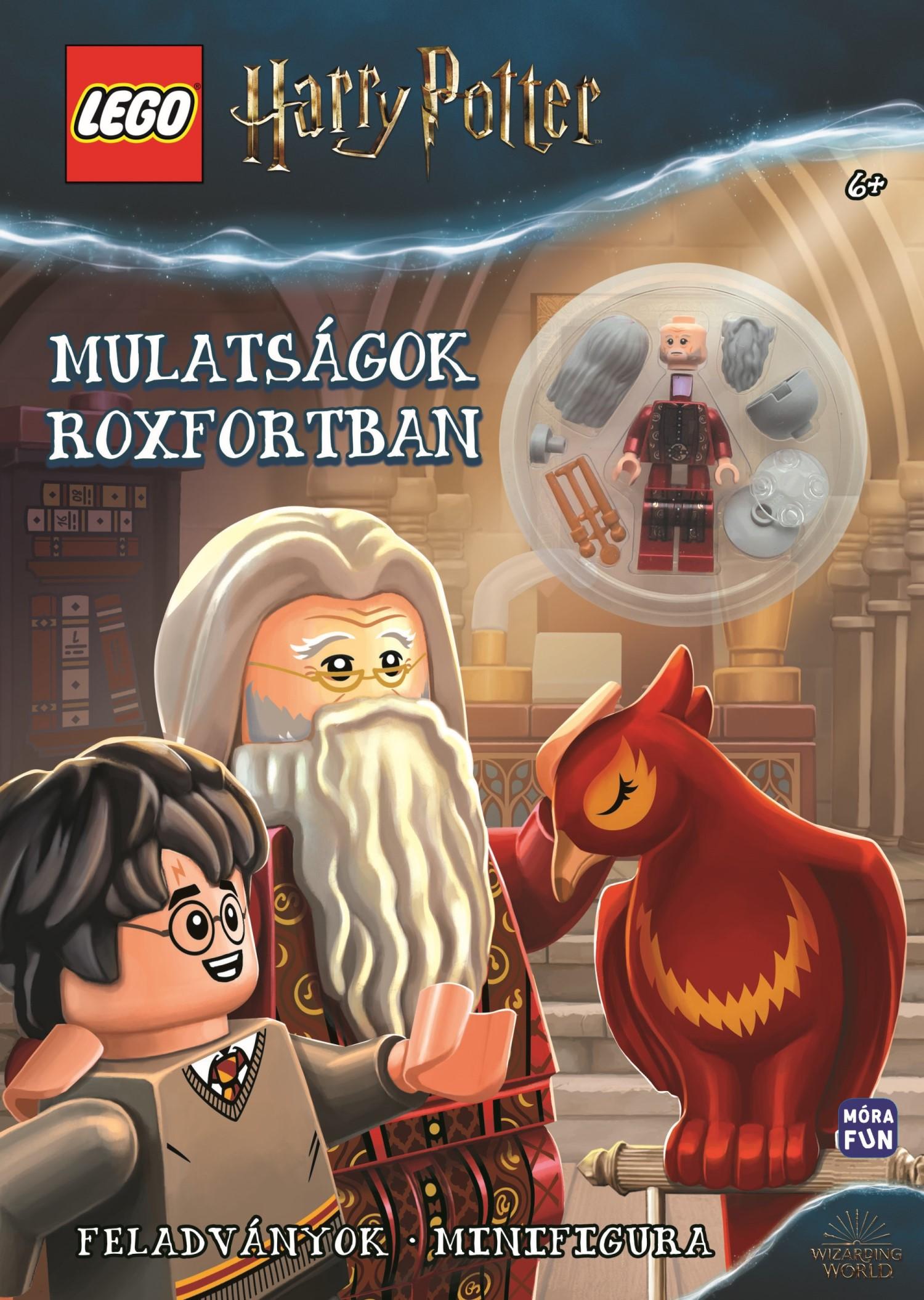 Lego Harry Potter - Mulatságok Roxfortban