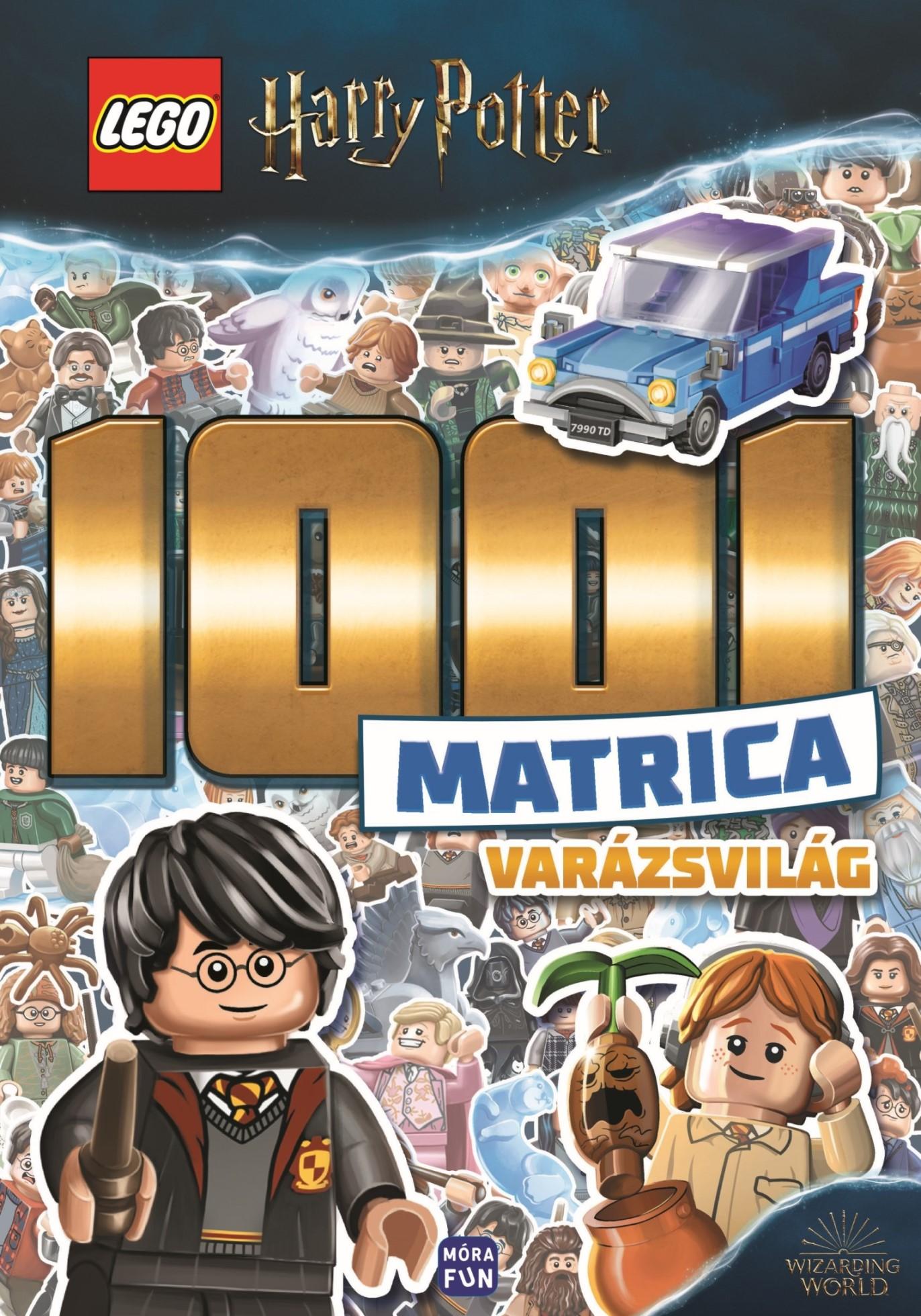 LEGO Harry Potter 1001 Matrica -Varázsvilág