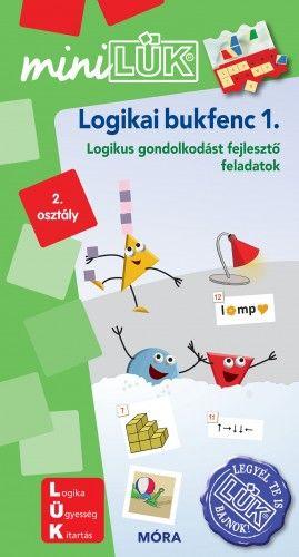 Logikai bukfenc I. - MiniLÜK -  pdf epub
