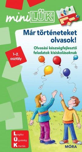 Már történeteket olvasok - MiniLÜK -  pdf epub