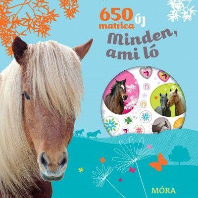 Minden ami ló - 650 új matrica