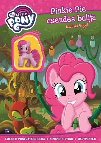 My Little Pony - Pinkie Pie csendes bulija