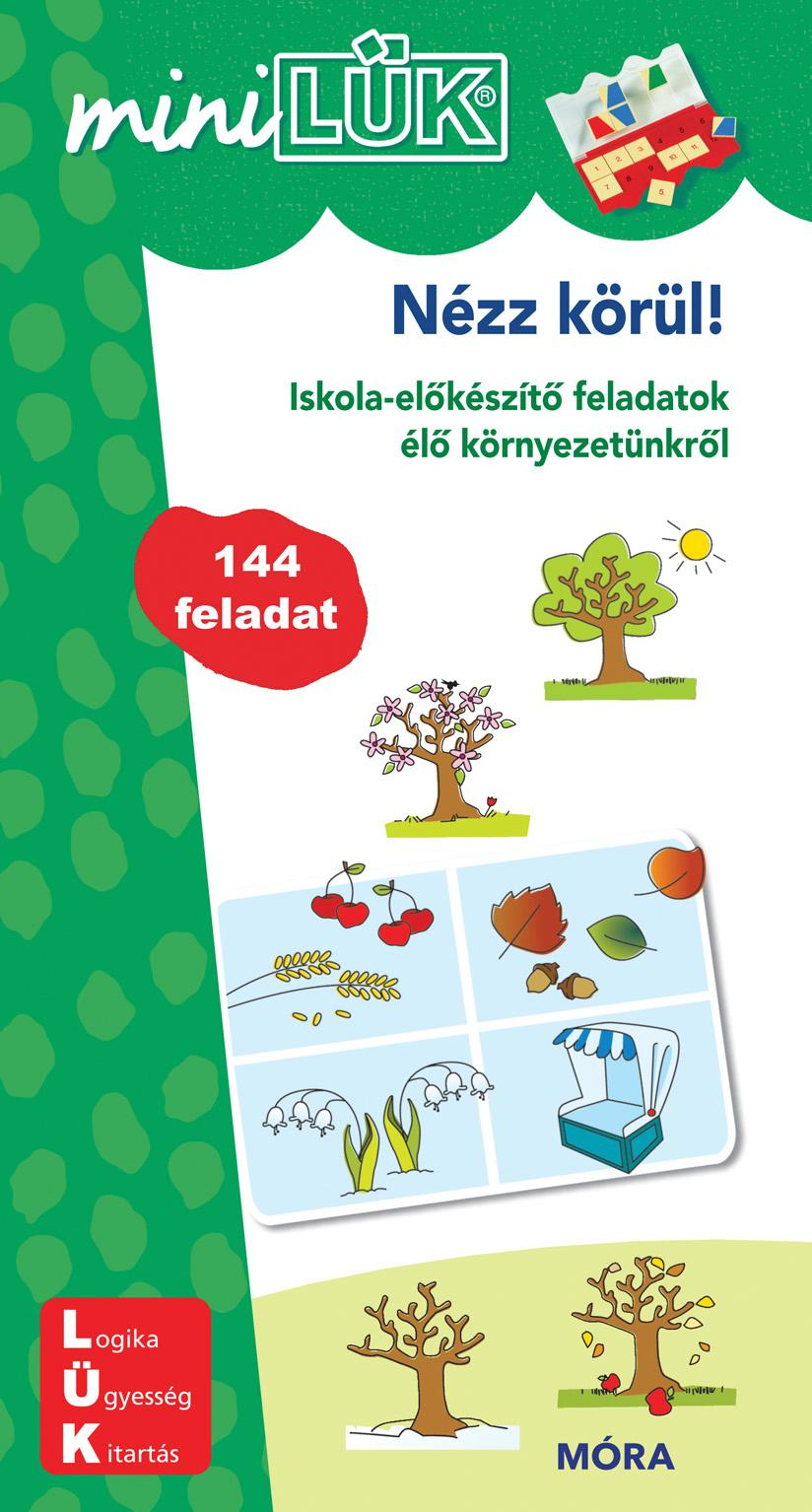 MiniLÜK - Nézz körül - Heiner Müller pdf epub