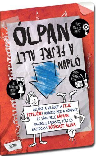 Ólpan - A fejre állt napló - Brett Anna pdf epub