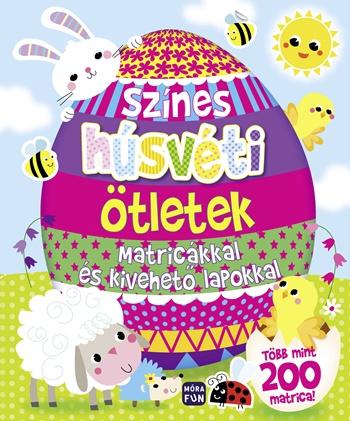 Színes húsvéti ötletek -  pdf epub