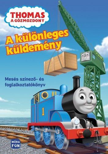 Thomas a Gőzmozdony - A különleges küldemény