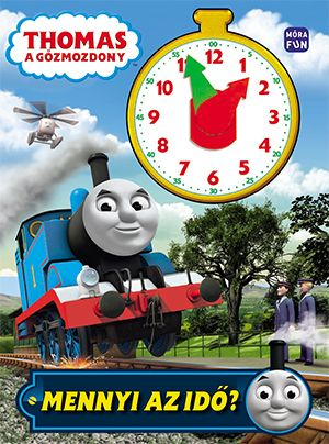 Mennyi az idő, Thomas? - Óráskönyv -  pdf epub