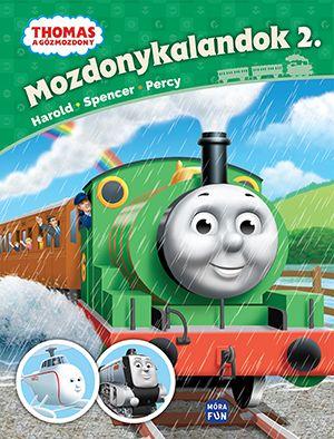 Thomas - Mozdonykalandok 2.