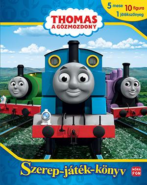 Thomas, a gőzmozdony - Szerep - játék - könyv