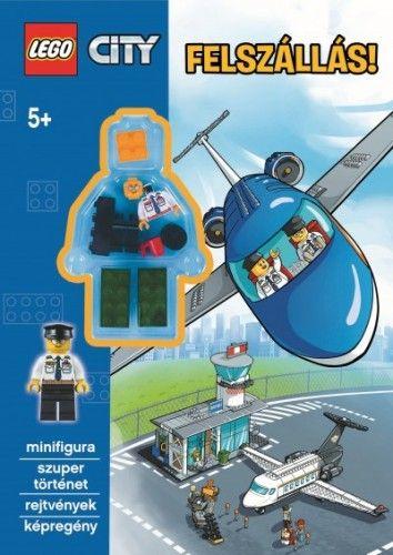 LEGO City / Felszállás - ajándék minifigurával