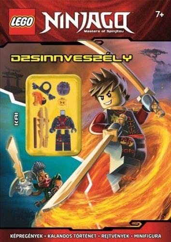 LEGO Ninjago / Dzsinnveszély - ajándék minifigurával