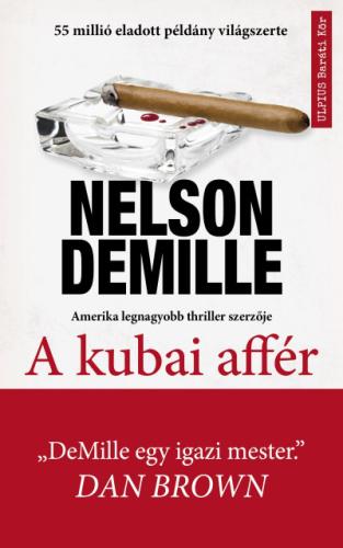 A kubai affér - Nelson DeMille pdf epub