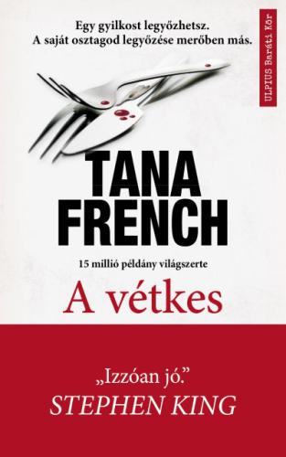 A vétkes - Tana French pdf epub