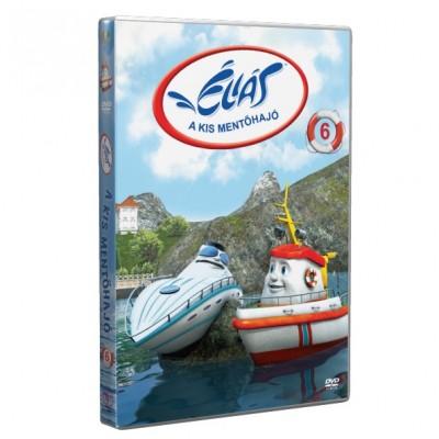 Éliás, a kis mentőhajó 6. - DVD