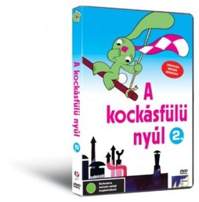 Kockásfülű nyúl 2. - DVD