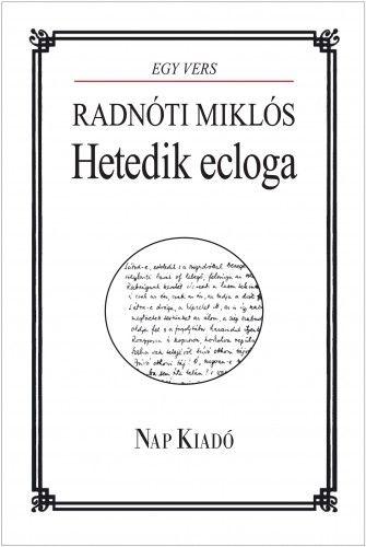 Hetedik ecloga - Radnóti Miklós pdf epub