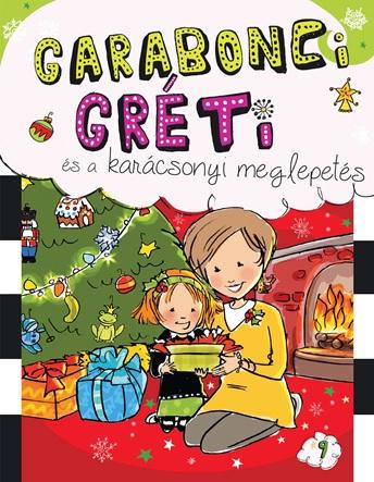 Garabonci Gréti és a karácsonyi meglepetés - Wanda Coven pdf epub