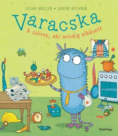 Varacska - Susan Kreller |