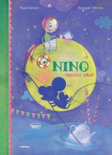 NINO repülni akar