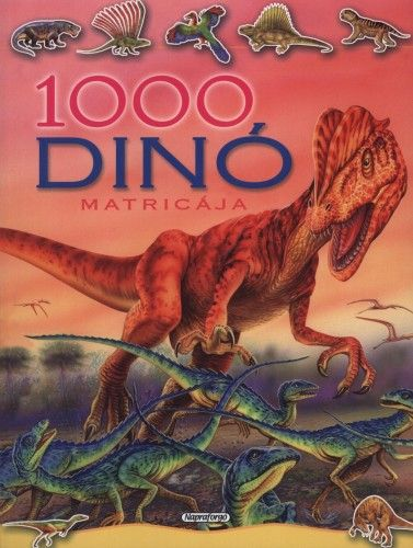 1000 dinó matricája - Dilophosaurus