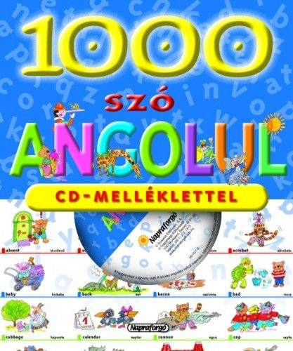 1000 szó angolul - Hogy mondják angolul?