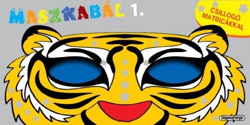 Maszkabál - 1. Állatok -  pdf epub