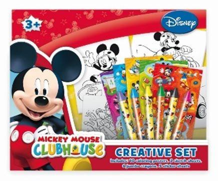 Disney: Mickey - kreatív készlet