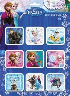 Disney: Frozen - memóriajáték