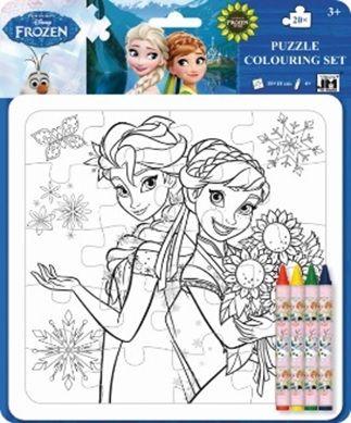 Disney: Frozen - puzzle