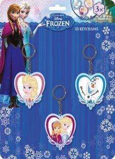 Disney: Frozen - kulcstartó