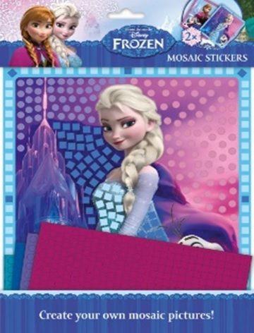 Disney: Frozen - mozaik matricás kirakó
