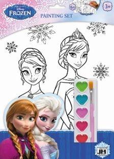 Disney: Frozen - kifestőkészlet