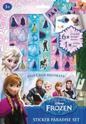 Disney: Frozen - matricáskészlet