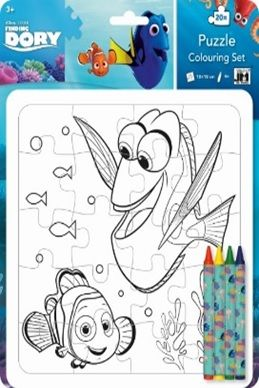 Disney: Finding Dory - puzzle
