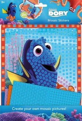 Disney: Dory - mozaik matricás kirakó
