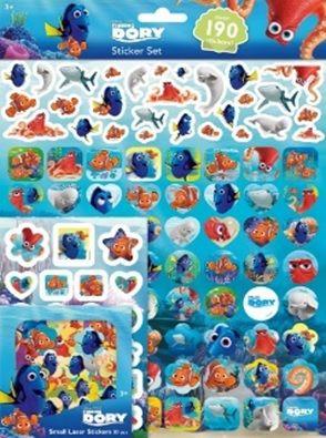 Disney: Finding Dory - matricáskészlet - 190 matrica