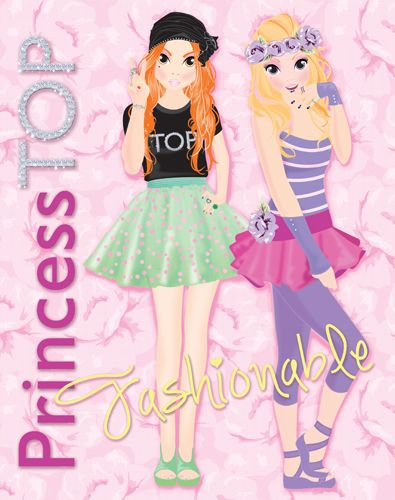 Princess TOP - Fashionable -  pdf epub
