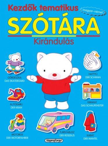 Kezdők tematikus szótára - Magyar-német - Kirándulás