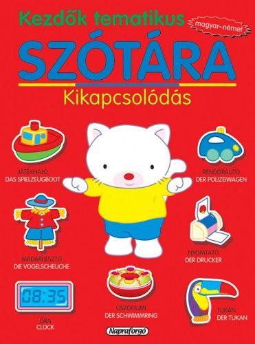Kezdők tematikus szótára - Magyar-német - Kikapcsolódás
