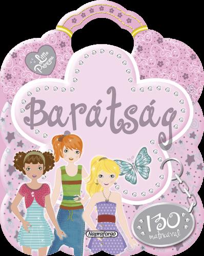 Little Princess - Barátság - 130 matricával -  pdf epub