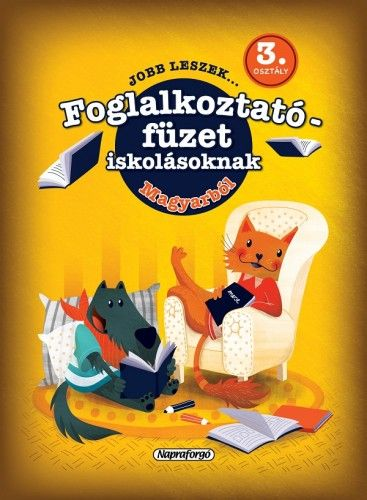 Jobb leszek ... magyarból - 3. osztályosoknak - Galambos Vera pdf epub